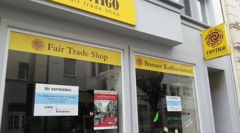 Contigo - Fair trade auf der Friedrichstraße