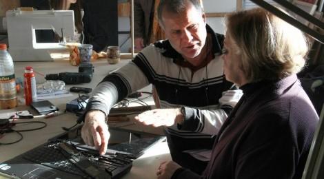 Repair-Café Bonn: Aus kaputt macht ganz