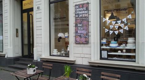 Dehly&DeSander Pâtisserie: Unscheinbare Kalorienschmiede