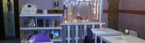 Madame Negla: Puppenhaus mit frischem Essen