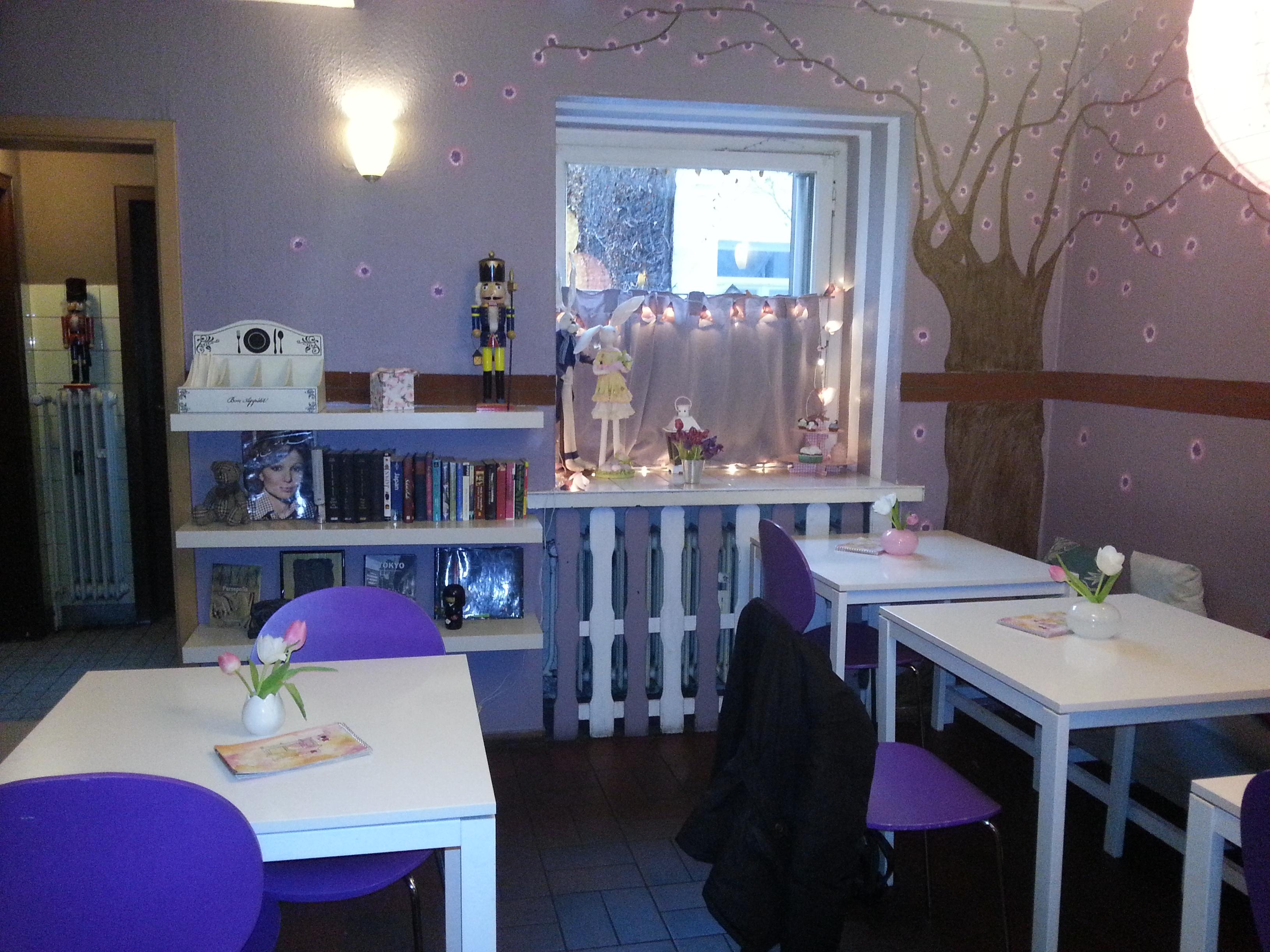 Tolle Innenraum Gestaltung Kaffeehaus Don Cafe Ideen - Heimat Ideen ...